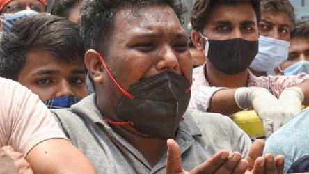 COVID-19, Hindistan'da tahminen dört milyon insanı öldürdü