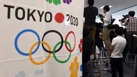 Olimpiyat köyünde ilk pozitif vaka