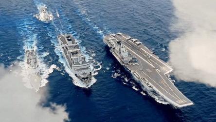 Çin'e ait iki gemi Japonya karasularını ihlal etti