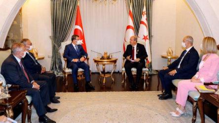 Azerbaycan heyeti Kuzey Kıbrıs'a geldi: KKTC'yi tanıyacaklar mı?