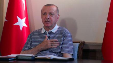 AKP'li Cumhurbaşkanı Erdoğan, selin vurduğu Rize'ye gidiyor