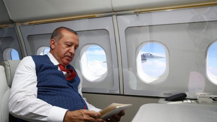 Erdoğan, Kıbrıs dönüşünde soruları yanıtladı: İngiltere kimin garantörü belli değil