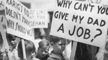 ABD'de yarım milyona yakın insan işsizlik maaşına başvurdu