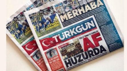 Türkgün gazetesi çalışanları isyan etti