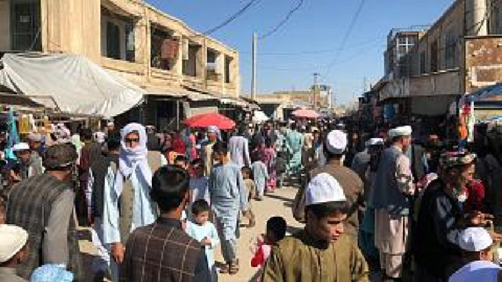 Afganistan'da 34 vilayetin 31'inde sokağa çıkma yasağı