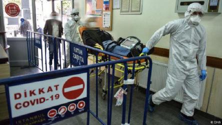 Son 24 saatte 48 kişi koronavirüs nedeniyle hayatını kaybetti