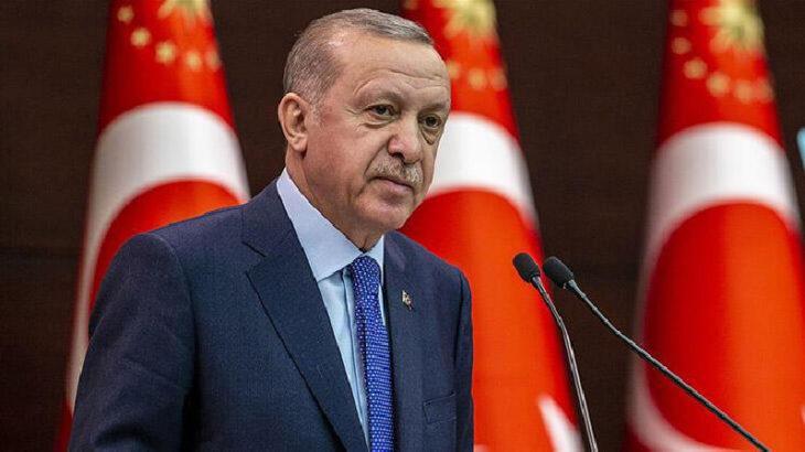 AKP'li Cumhurbaşkanı Erdoğan: Türkiye düşmanları bunlara ne telkin ederse onu söylemeyi siyaset zannediyorlar