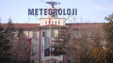 Trabzon başta olmak üzere 3 il için sel uyarısı