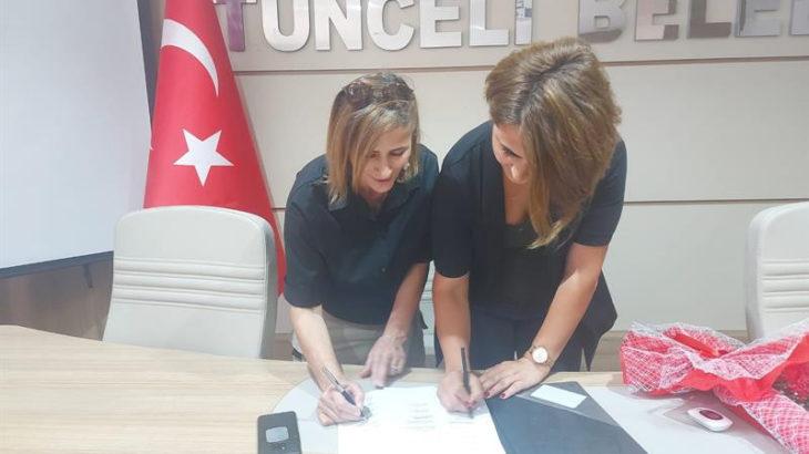 Dersim Belediyesi'nde yeni toplu sözleşme yapıldı: İşçilere 15-16 Haziran İşçi Direnişi ek ödemesi