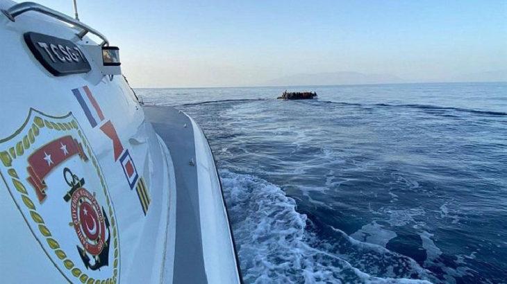 Kıbrıs açıklarında Türk gemisinden Rum sahil güvenlik botuna uyarı ateşi açıldığına yönelik iddia