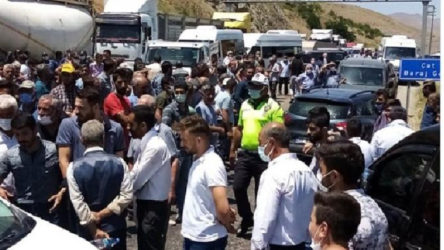 Protestoya katılan 10 tütün üreticisi tutuklandı