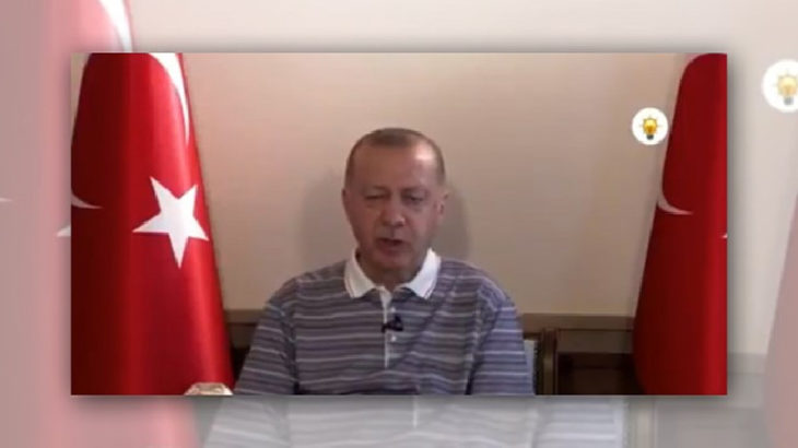AA ve TRT, Erdoğan'ın görüntülerini neden servis etti?