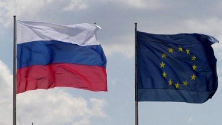 AB, Rusya'ya uygulamış olduğu yaptırımları uzattı