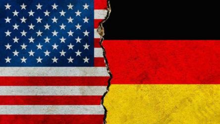 ABD ve Almanya anlaştı