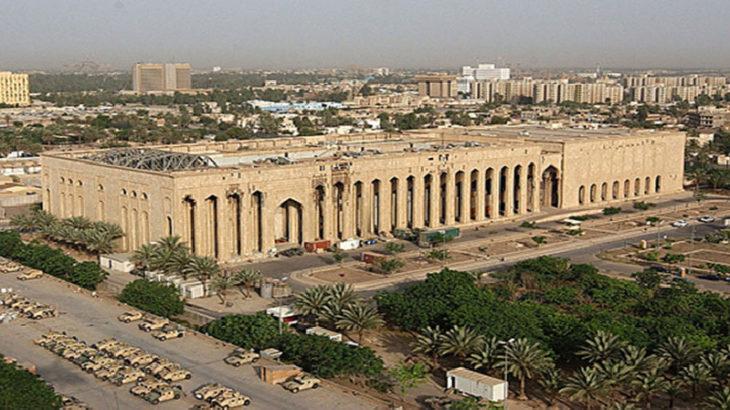 Bağdat'ta Amerikan Büyükelçiliği bombalandı