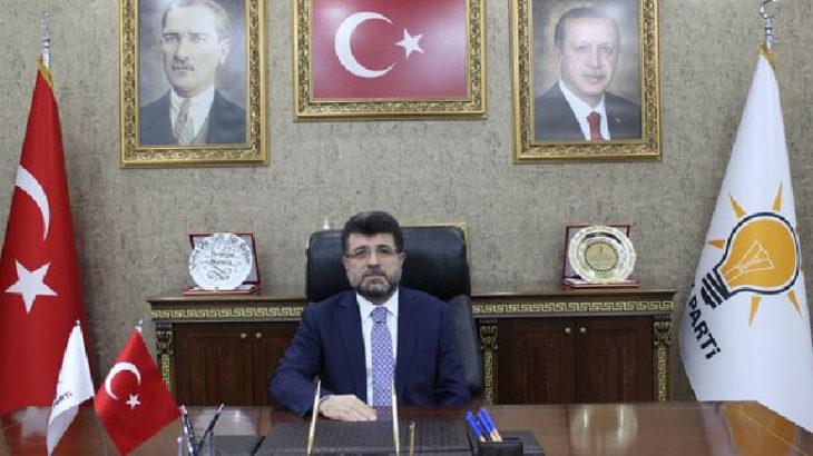AKP'li ilçe başkanı, noter oldu
