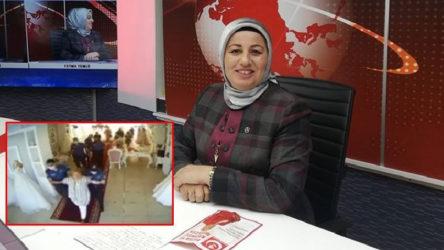 AKP'yi eleştiren BBP Kadın Kolları Başkanı ters kelepçe ile gözaltına alındı