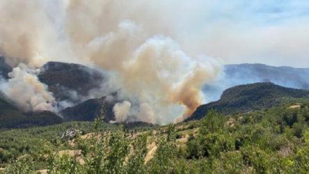 28-31 Temmuz tarihlerinden çıkan orman yangınlarında son durum