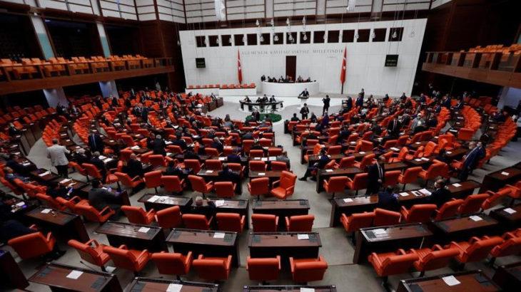 Aralarında Kılıçdaroğlu'nunda bulunduğu milletvekillerinin dokunulmazlık dosyaları Meclis'e sunuldu