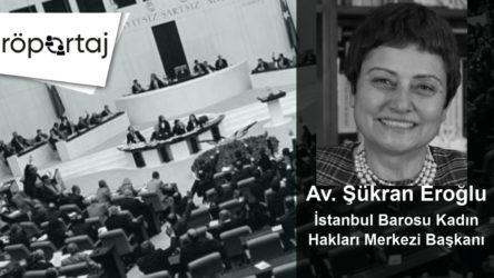 RÖPORTAJ | Av. Şükran Eroğlu 4. yargı paketini Manifesto'ya değerlendirdi