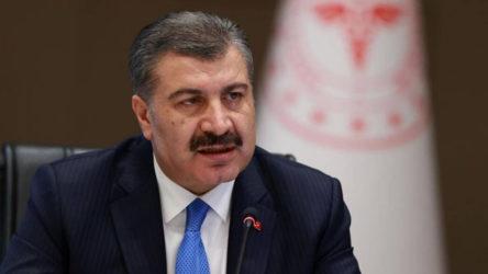 Sağlık Bakanı Koca'dan Samsun açıklaması