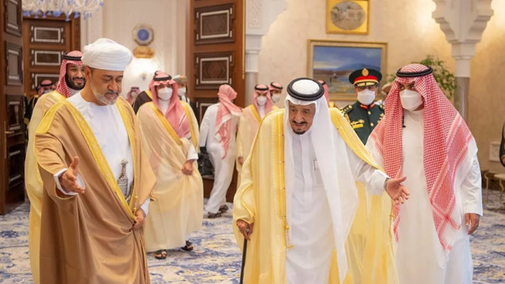 Suudi Arabistan ve Umman'dan İran'a karşı işbirliği