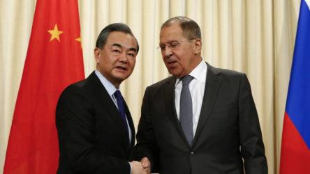 Rusya Dışişleri Bakanı'ndan Moskova- Pekin işbirliği mesajı