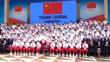 Olimpik oyunların ilk gününe Çin damgası