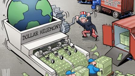 Mali sermayenin memuru IMF: ABD ekonomisi bu yıl yüzde 7 büyüyecek