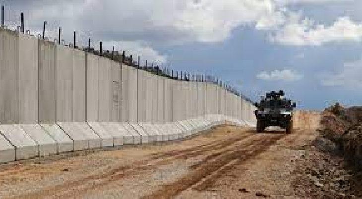 İran sınırına duvar örülmeye başlandı