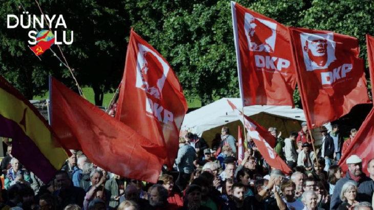 DÜNYA SOLU | Alman Komünist Partisi: Anayasa Mahkemesi DKP'ye yapılan saldırıyı reddetti