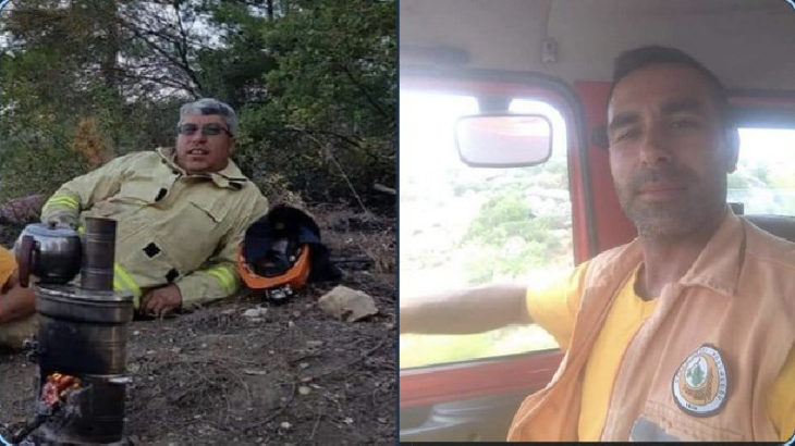 Manavgat'ta iki emekçi hayatını kaybetti