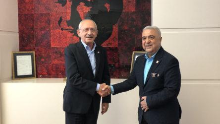 AKP'li 23. dönem milletvekili CHP'li oldu