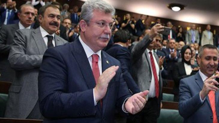 AKP'li Akbaşoğlu: Türkiye'de Kürt sorunu diye bir şey yok