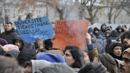 Komünist gençlerden zam tepkisi: Cebimizdeki üç kuruşa göz dikiyorlar