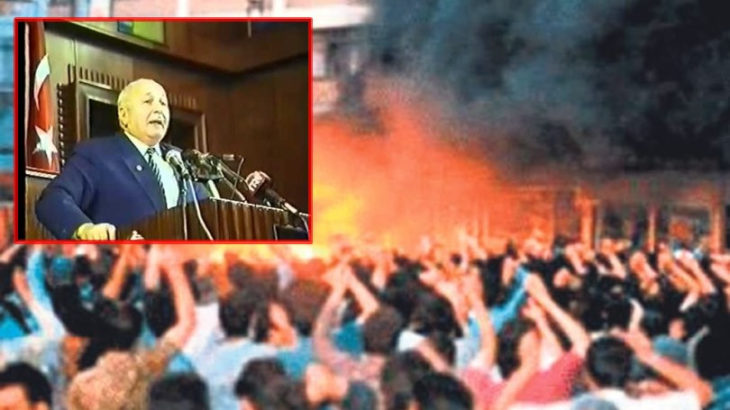 İşte paylaşamadıkları Erbakan: Katledenler 'protesto'cu, katledilenler suçluymuş!