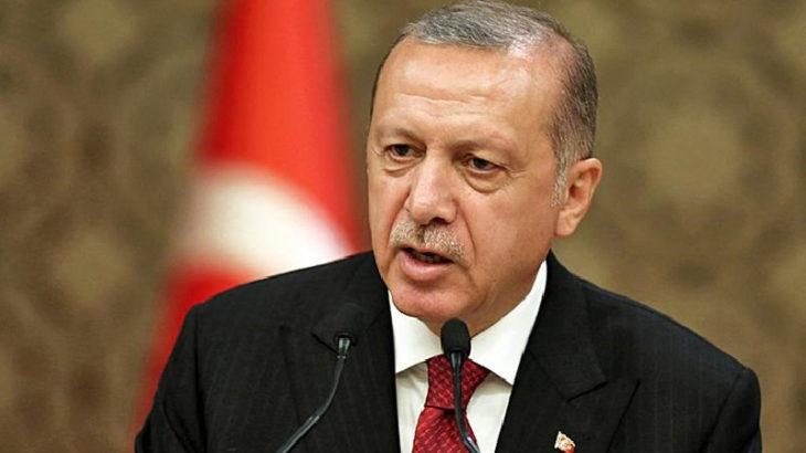 Erdoğan'dan 'yurt' açıklaması: Hayatınız yalan