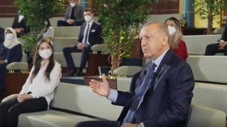 Erdoğan'dan Kanal İstanbul açıklaması: Muhalefetin insafına bırakamayız