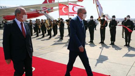 Erdoğan'ın Kıbrıs davetini reddeden isimlerin kim olduğu öğrenildi