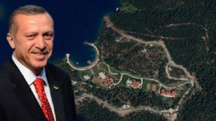 'Yazlık Saray için Salda'nın kumları taşındı' iddiası
