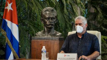 Küba Devlet Başkanı: Küba Devrimi örneği ABD'yi rahatsız ediyor