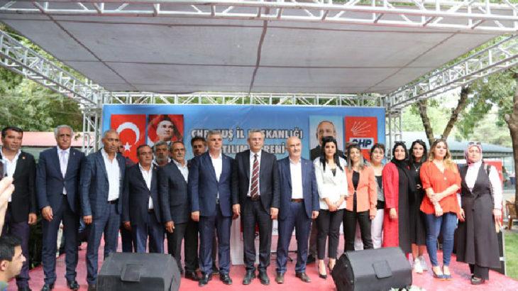 Eski AKP'li patron aşiretiyle birlikte CHP'ye geçti