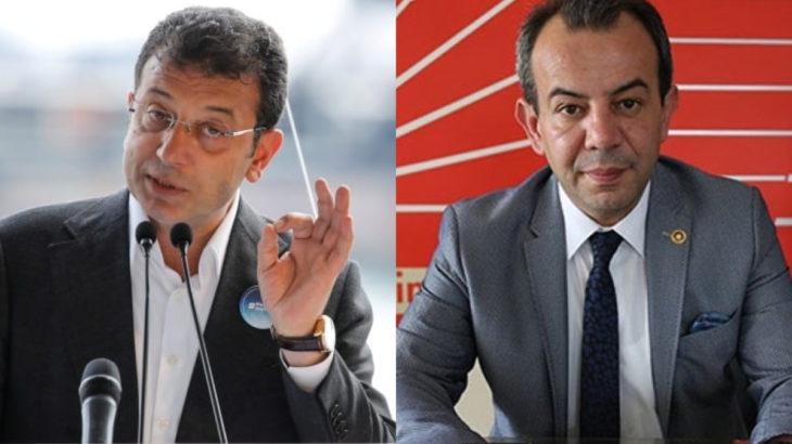 İmamoğlu'dan Tanju Özcan açıklaması: O tür söylemleri kabul etmiyorum