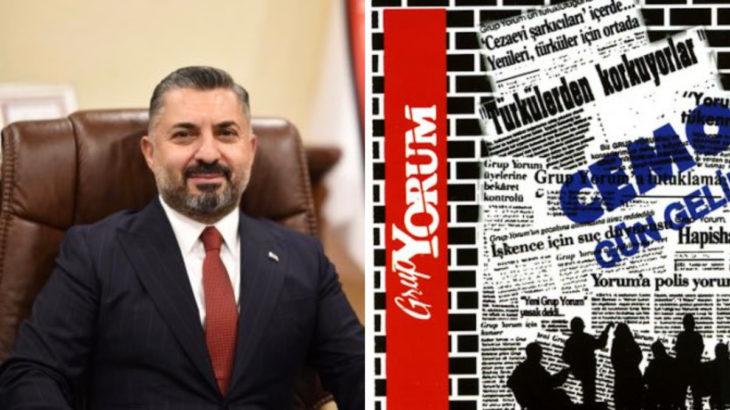 RTÜK Başkanı Ebubekir Şahin: 'Türkü yasaklayan RTÜK' tarzı yaklaşımları üzücü bulduğumuzu açıkça ifade ediyorum