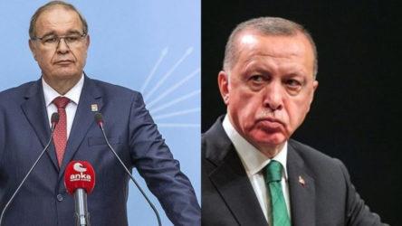 Öztrak'tan AKP'li Cumhurbaşkanı Erdoğan'ın 'aldandık' açıklamasına eleştiri: Birileri bugün yine 'aldandık' edebiyatı yapmış
