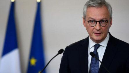 Fransa Maliye Bakanı: