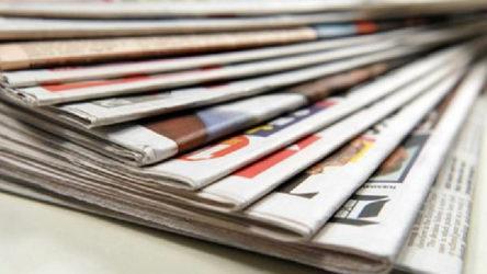 Yerel bir gazeteye kundaklama girişimi