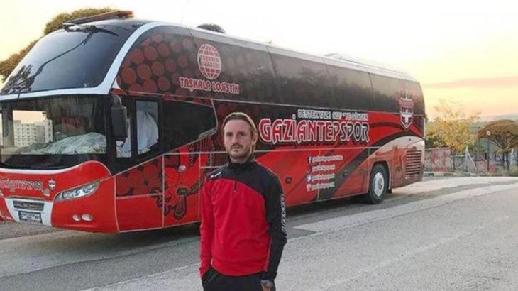 Gaziantepspor'un elektrik borcuna kefil olan Burak Şar hapis cezasıyla karşı karşıya