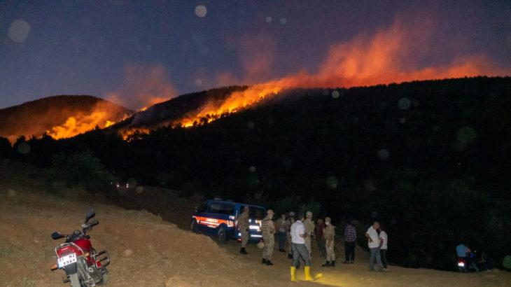 Türkiye felaketi yaşıyor: İki günde 17 ilde 58 orman yangını