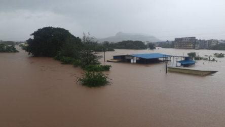 Hindistan'da sel ve heyelan felaketi nedeniyle 36 kişi hayatını kaybetti